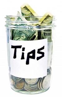 Tip Jarring