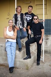 Tommy Castro & the Painkillers - STEVE SHERMAN