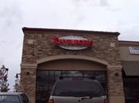 Tonyburgers Restaurant in Centerville