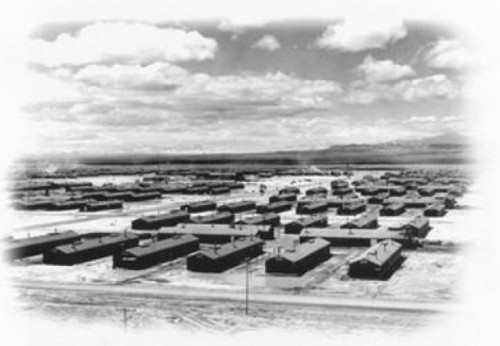 Topaz Internment Camp - COURTESY TOPAZ MUSEUM