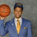 Trey Burke's penis almost ruined Utah Jazz media day