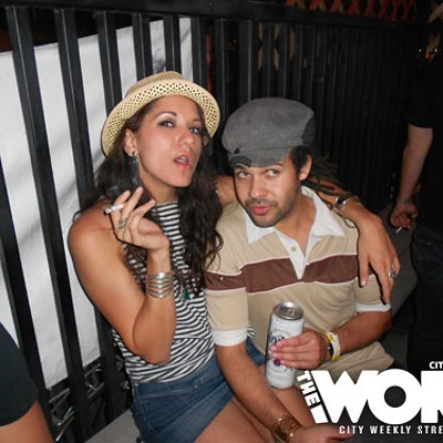 Twilight After Party at W Lounge (8.11.11)
