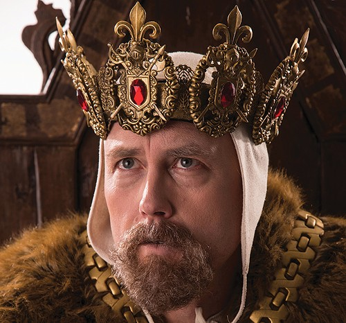 Larry Bull in Henry VI Part 2
