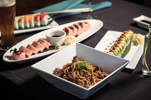 Sáme Sushi's The Trejo