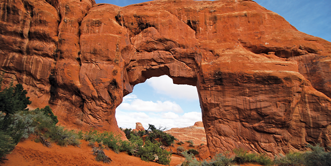Arches National Park - BRAD CARLYLE