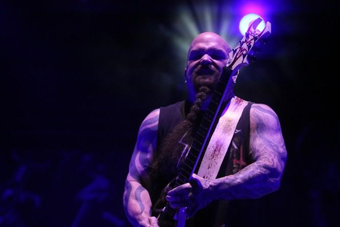 Slayer - RACHELLE FERNANDEZ