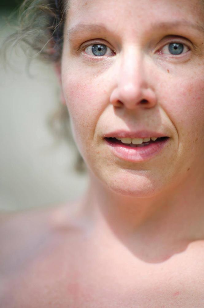 Seem Naked - LISA HALL HAGEN