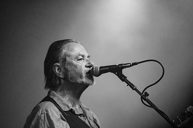Steve Kilbey of The Church - J CHRISTENSEN