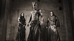 Behemoth - MACIEJ BORYNA