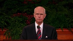 Lance Wickman, general counsel for the LDS church. - VIA LDS.ORG