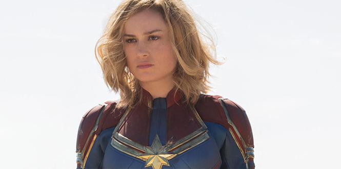 Captain Marvel - MARVEL STUDIOS