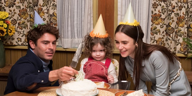 Zac Efron and Lily Collins in Extremely Wicked, Shockingly Evil and Vile - SUNDANCE INSTITUTE