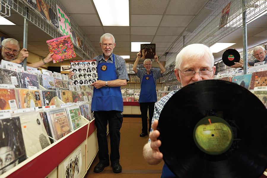 Randy's Records - STEVEN VARGO