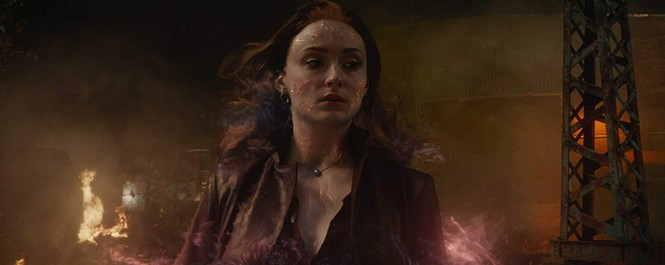 Sophie Turner in Dark Phoenix - 20TH CENTURY FOX