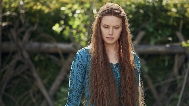 Daisy Ridley in Ophelia - IFC FILMS