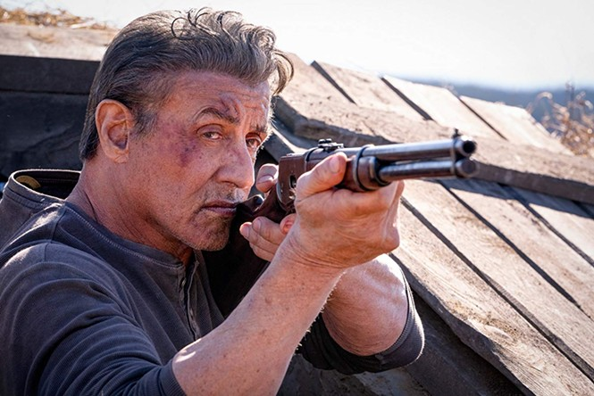 Sylvester Stallone in Rambo: Last Blood - LIONSGATE FILMS