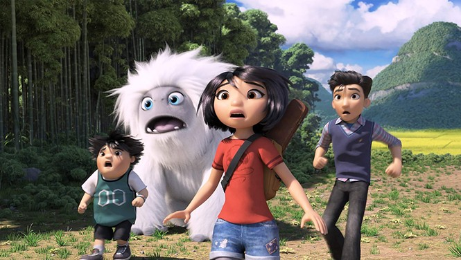Abominable - DREAMWORKS ANIMATION
