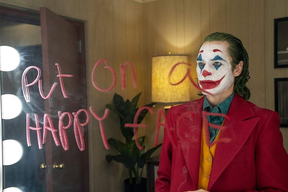 Joaquin Phoenix as Joker - WARNER BROS. PICTURES