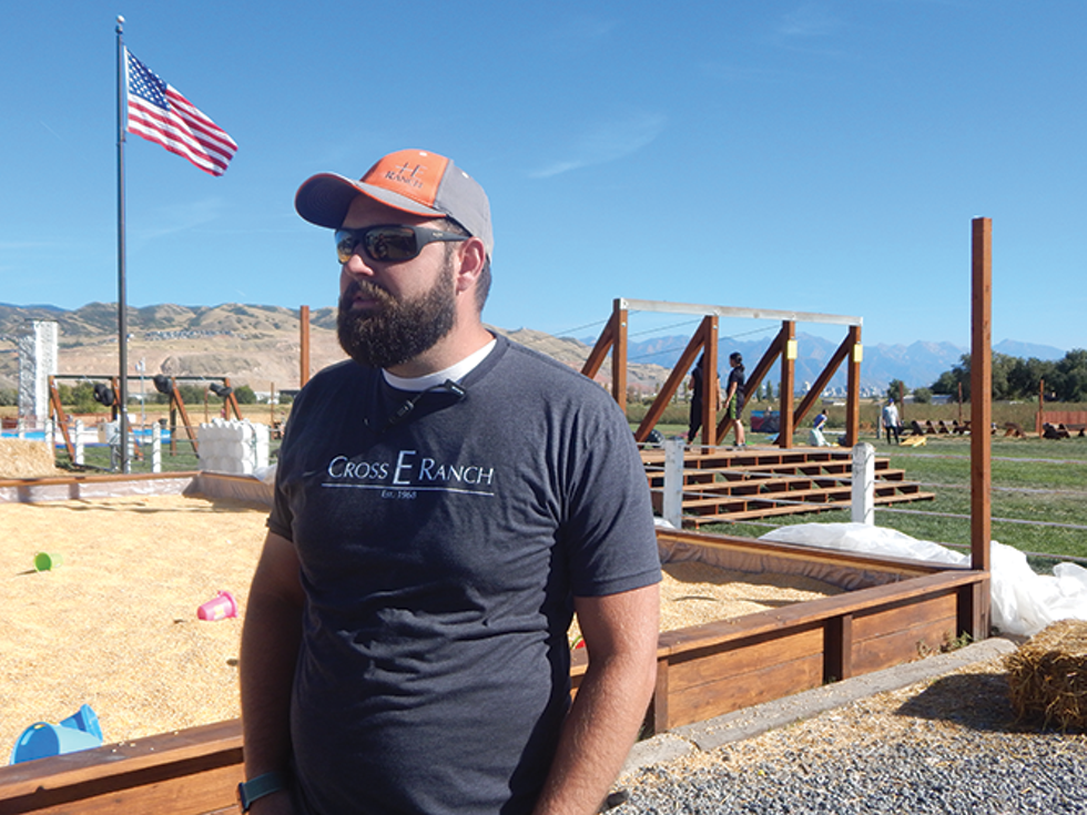 """""""It doesn't make economic sense to raise cattle and hay in Salt Lake City anymore,"""" rancher Dalon Hinckley, whose property borders the proposed inland port site, lamented. """"There's no tractor dealer. There's no fertilizer salesman. Nothing's close."""" - RAY HOWZE"""