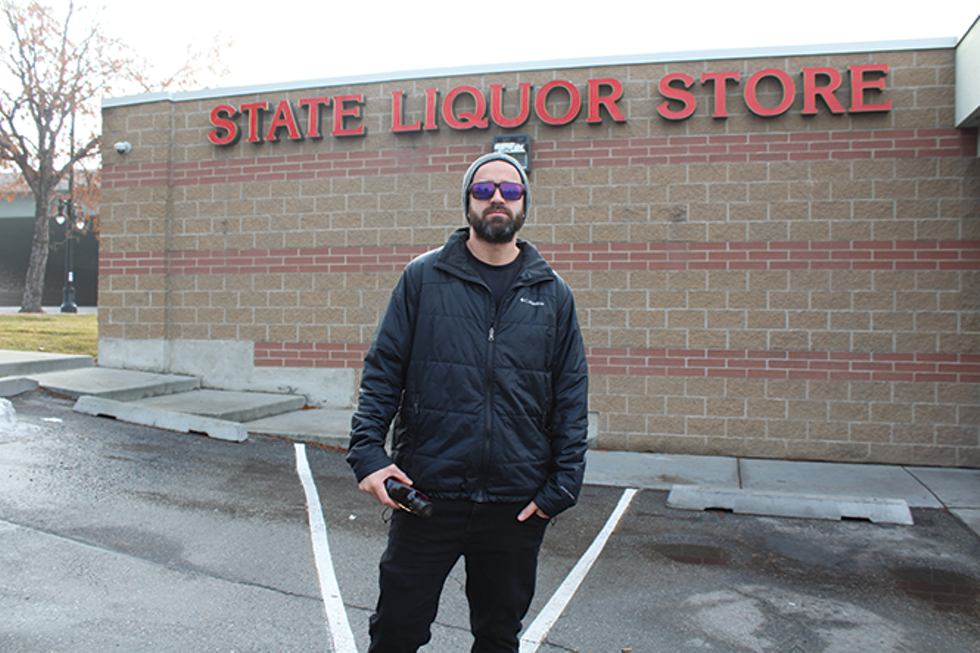 """Dan Barker started Utahns Against the DABC with hopes of creating a grassroots campaign to promote more sensible drinking laws. """"We need to have somewhere where people can be in one place and show their voice,"""" he said. As of press time, the Facebook group had amassed more than 5,000 members. - ENRIQUE LIMÓN"""