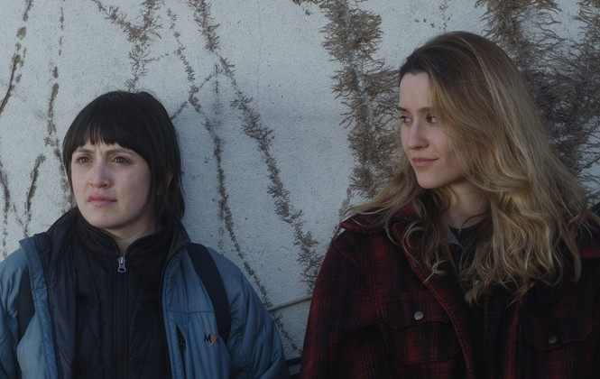 Tallie Medel and Norma Kuhling in Fourteen - GRASSHOPPER FILMS