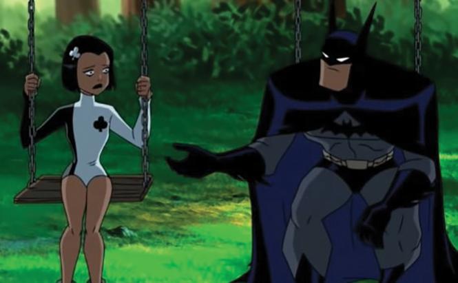 Justice League Unlimited - WARNER BROS TELEVISION