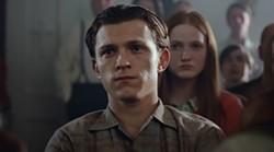 Tom Holland in The Devil All the Time - NETFLIX