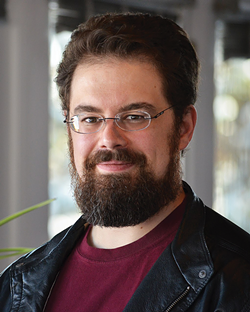 Christopher Paolini - VIA WIKIMEDIA COMMONS