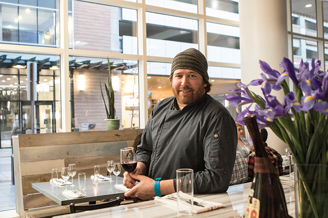 Wildwood chef/owner Michael Richey - JOHN TAYLOR