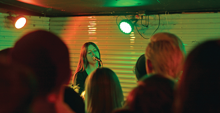 Molly Burch at Kilby Court