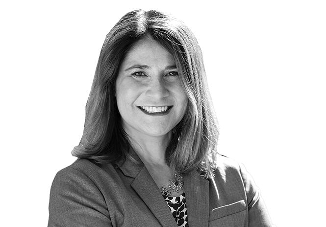Jennifer Napier-Pearce - Outgoing Tribune editor and now staffer for Govenor-elect Spencer Cox