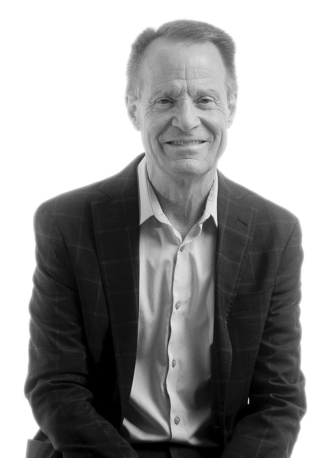 David Noyce - Interim editor at The Salt Lake Tribune