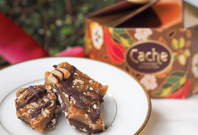 Cache Toffee - COURTESY PHOTO