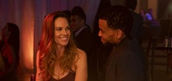 Hilary Swank and Michael Ealy in Fatale - LIONSGATE FILMS