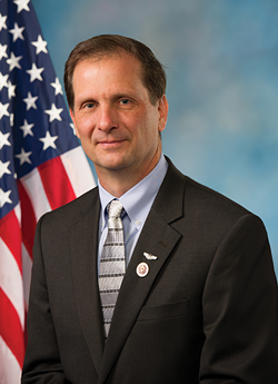 Rep. Chris Stewart - WIKI COMMONS