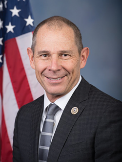 Rep. John Curtis - WIKI COMMONS