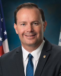 Sen. Mike Lee - WIKI COMMONS