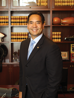 Utah Attorney General Sean Reyes - WIKI COMMONS