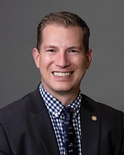 Utah state Rep. Andrew Stoddard, D-Sandy - COURTESY PHOTO