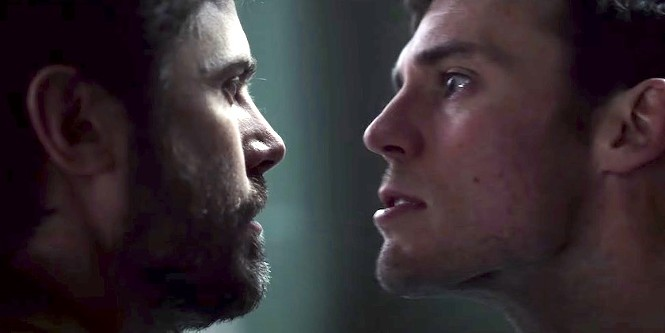Casey Affleck and Sam Claflin in Every Breath You Take - VERTICAL ENTERTAINMENT