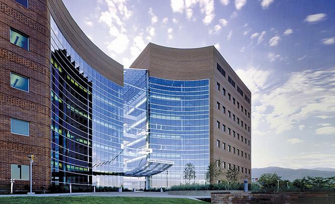 John A. Moran Eye Center - COURTESY PHOTO