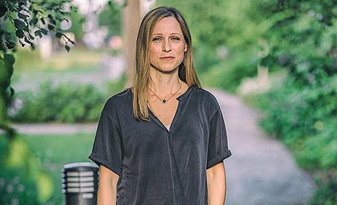 Rebecca Conde, - Earth Center Acupuncture - COURTESY PHOTO