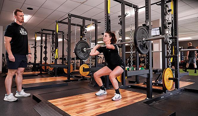 SLC Strength & Conditioning - COURTESY PHOTO