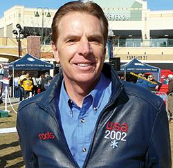 Fraser Bullock, president of the Salt Lake City-Utah Committee for the Games - COURTESY PHOTO