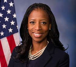 According to the website SexyCongress.net, Rep. Mia Love is Utah's sexiest lawmaker in Washington, D.C.
