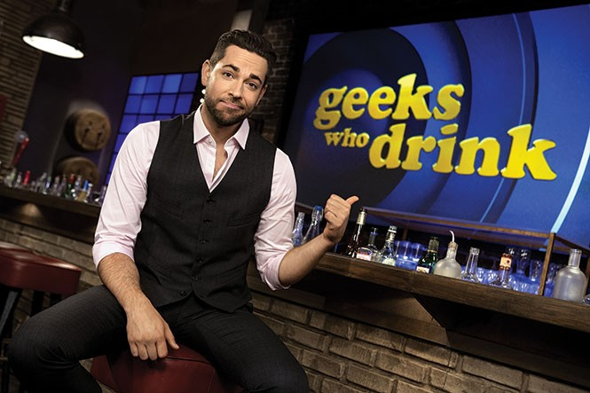 Geeks Who Drink (Syfy)