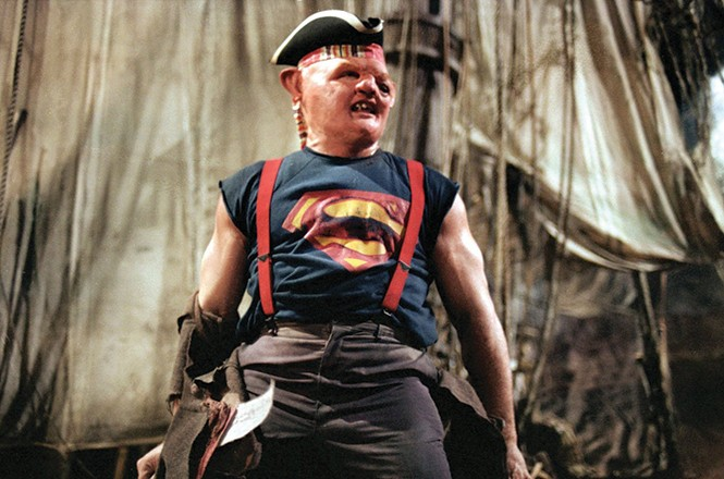 Tumbleweeds Film Festival (John Matuszak, as Sloth from the movie Goonies, pictured)