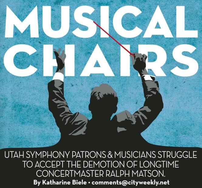 Musical Chairs | Cover Story | Salt Lake City | Salt Lake City Weekly