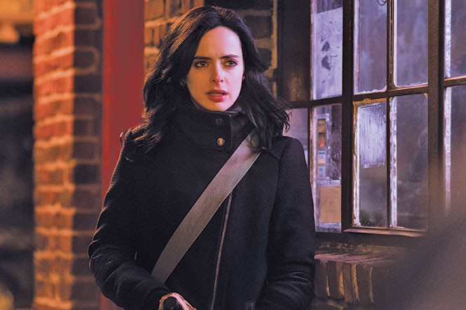 Marvel's Jessica Jones (Netflix)