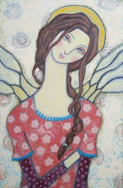 "Heather Barron's ""Angels"""